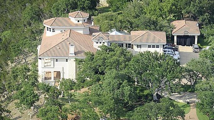 celebrity houses