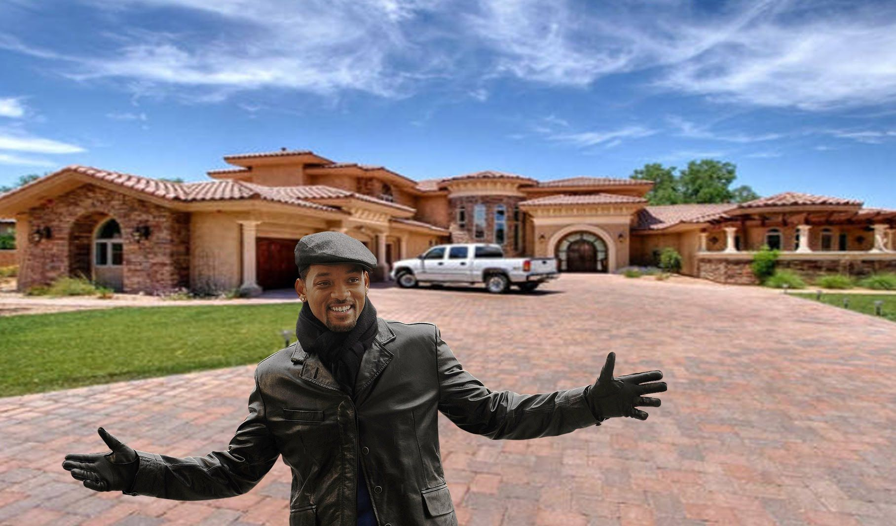 Celebrity Houses Part - 34: Will And Jada Smith Celebrity Houses