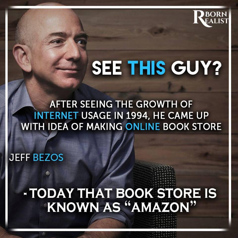 tech billionaire amazon