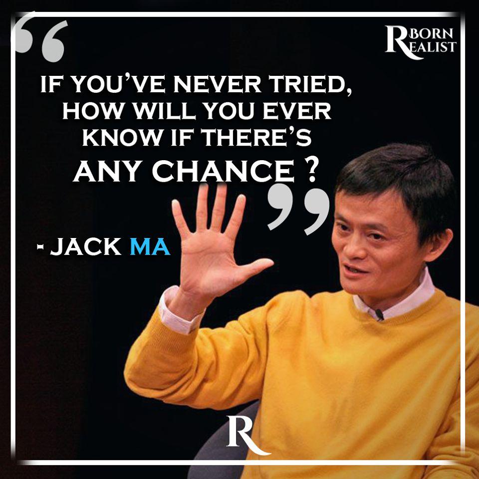 Jack ma Story