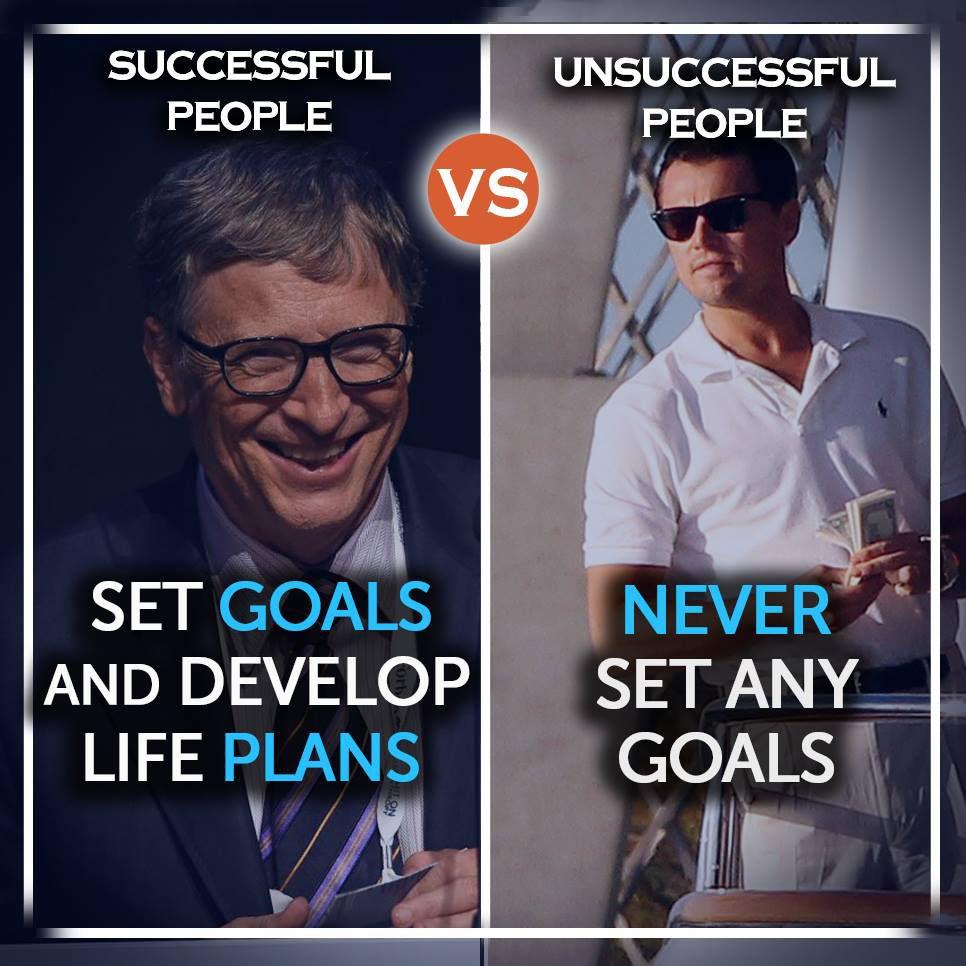 successful person