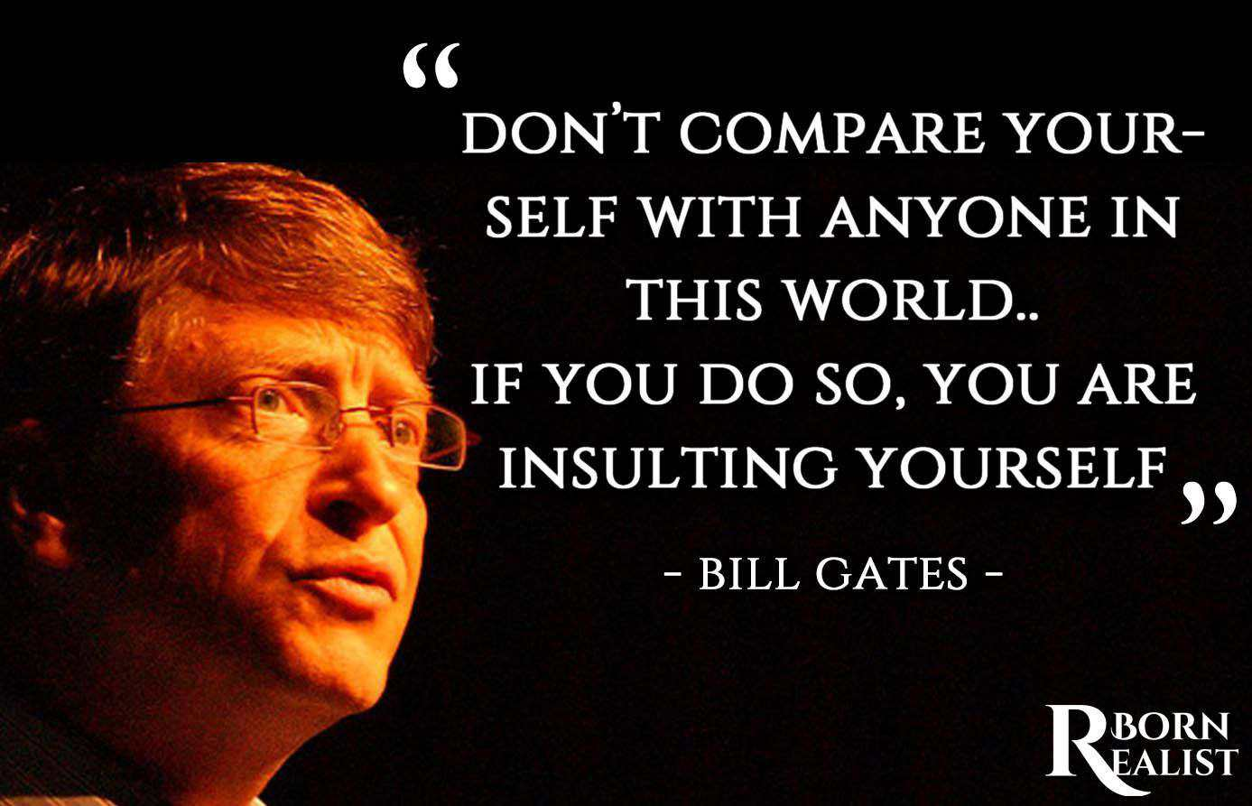 bill gates quotes about success