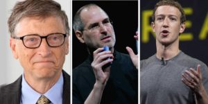 Why One Third of Tech Billionaire Are College Dropouts