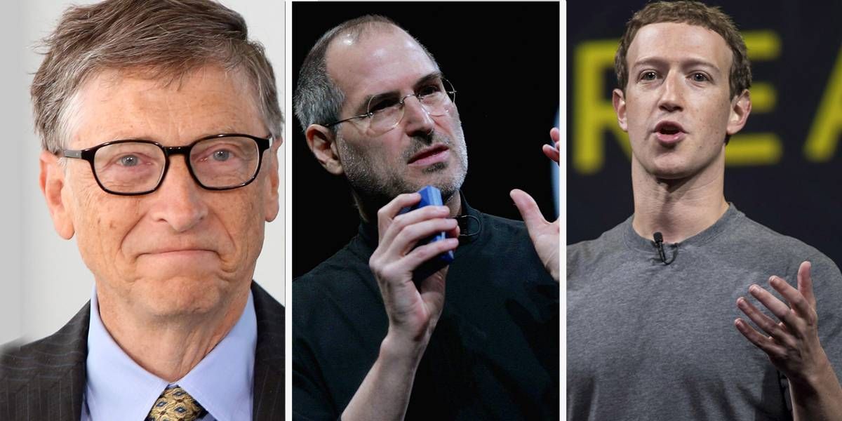 Why One Third of Tech Billionaires Are The College Dropouts