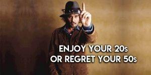 avoid regrets