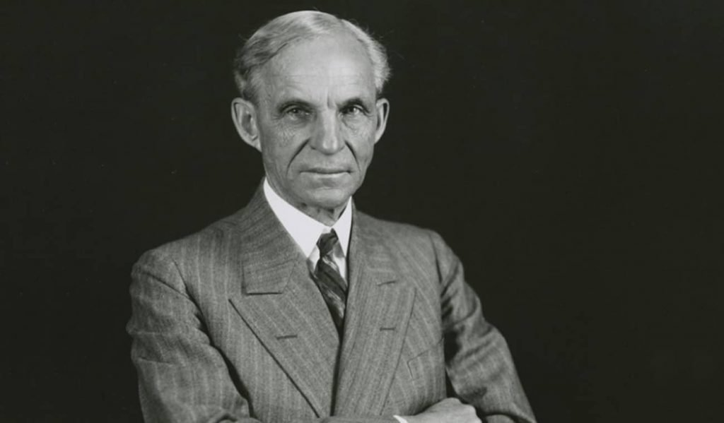 henry fords efficiency wages Henry fords decision of paying a wage above the henry ford's decision of paying a wage above the ford introduced efficiency wages to.