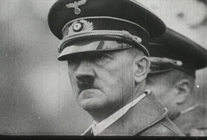 an evaluation of adolf hitlers strategies during world war ii The war did not come as a surprise hitler was not secretive about his aggressive expansion policies chamberlain let hitler get away with a whole lot of territorial expansion without letting it come to war, says historian antony beevor.