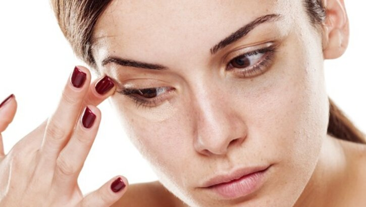 Getting Rid Bags Under Eyes Naturally