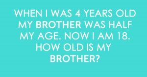 13 Riddles That Can Be Answered in No Time