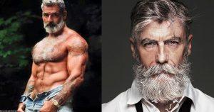 20 Handsome Guys Who'll Redefine Your Concept Of Older Men