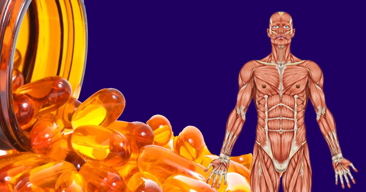 Here are 10 things that will happen to your body if you for Why do people take fish oil