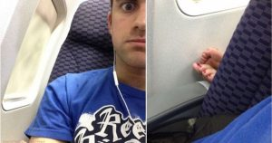 Here Are 26 Situations That Show Anything Can Happen In A Plane
