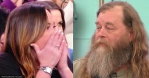 Man Who Hasn't Shaved In Many Years Undergoes A Stunning Makeover To Please His Dear Wife