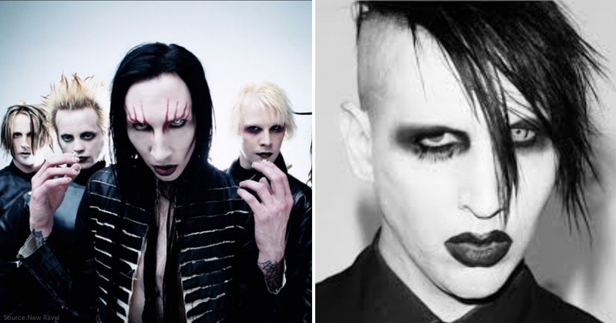 10 crazy facts about marilyn manson we bet you don t know born realist