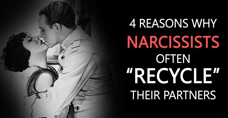Reasons Why Narcissists Often Go After The Same Partners Over And