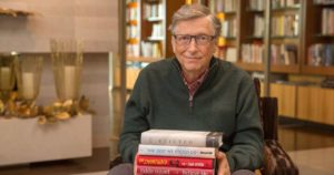 Here Are 12 Books On Science Everyone Should Read, According To Bill Gates