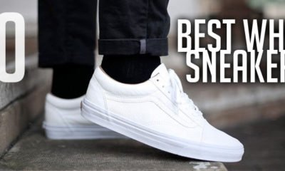 favorite white sneakers