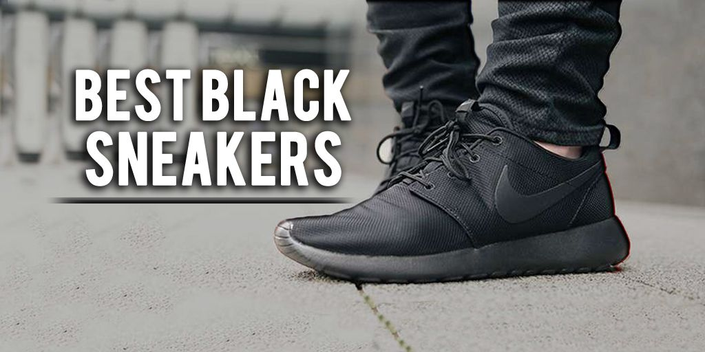 8 Best Black Sneakers That you can't