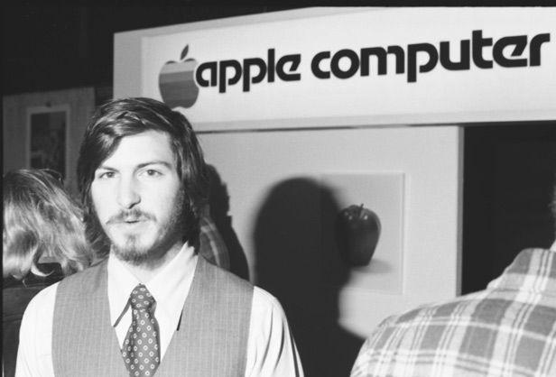 steve jobs apple computer