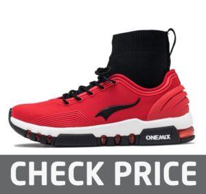 best red sneakers