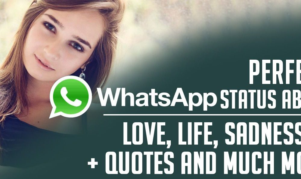 60 WhatsApp Status About Love Attitude Funny QuotesLatest 60 Mesmerizing Latest Quotations