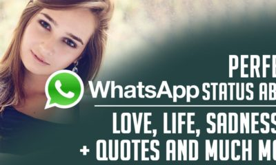 WhatsApp Status for me