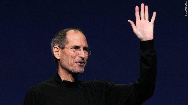 steve jobs telling the story of apple