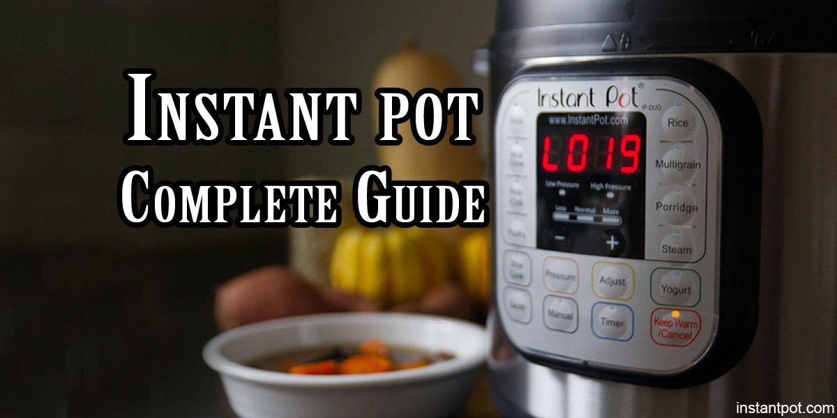 instant pots buyers guide