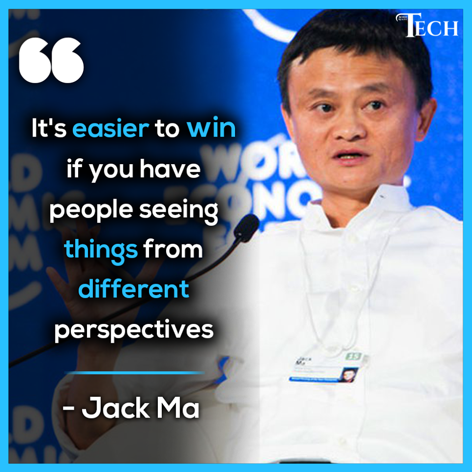 jack ma quotes business