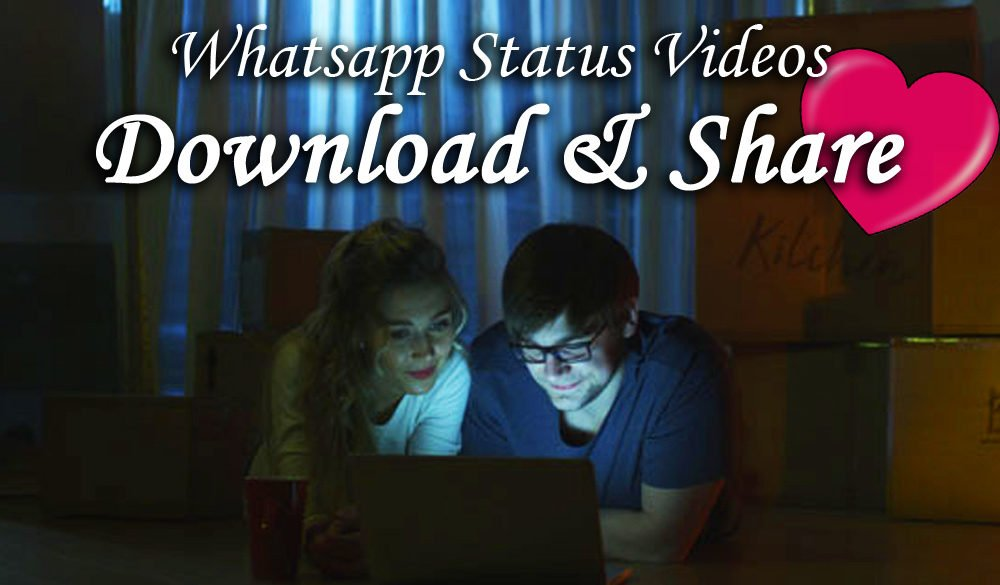 whatsapp status videos download
