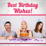best birthday wishes