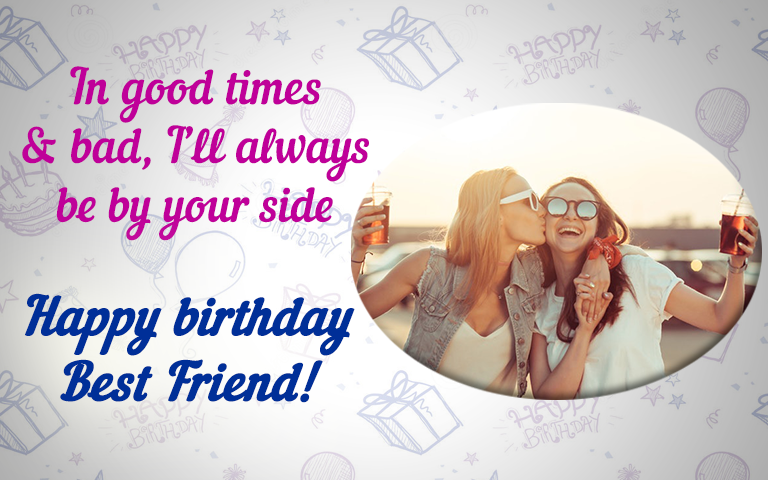 Birthday Wishes For Best Friends Happy Images