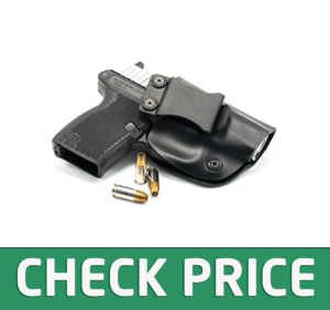 8 Best Kydex Holsters Worth Holding Your Guns [Top Picks 2019]
