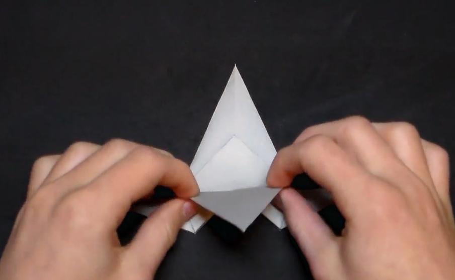 Origami Dragons - Video and Diagrams - Jo Nakashima | 557x904