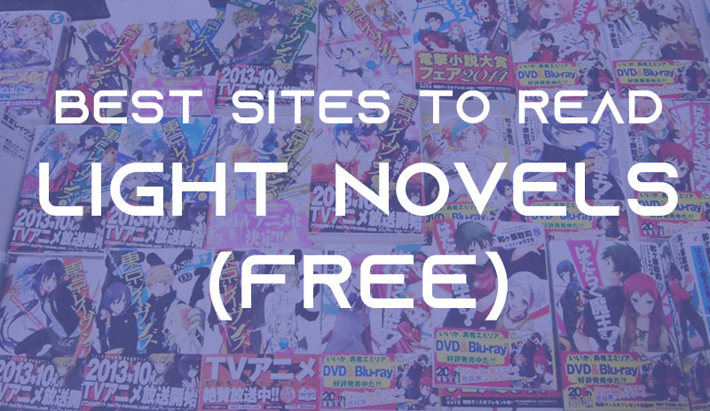 websites to read light novels